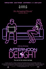 Afternoon Delight (2013) cover