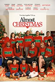 Almost Christmas (2016) cover