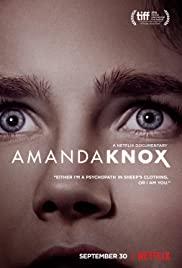 Amanda Knox (2016) cover
