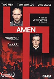 Amen. (2002) cover