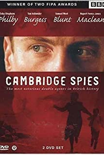 Cambridge Spies 2003 poster