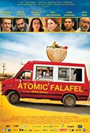 Atomic Falafel (2015) cover