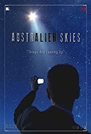 Australien skies (2015) cover