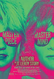 Author: The JT LeRoy Story 2016 poster