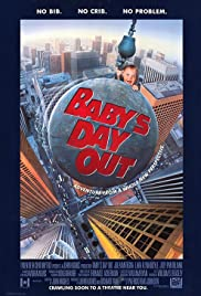 Baby's Day Out (1994) cover