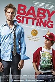 Babysitting (2014) cover
