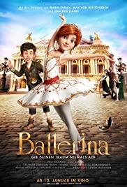 Ballerina (2016) cover