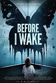 Before I Wake (2016) cover