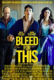 Bleed for This (2016) cover