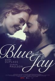 Blue Jay (2016) cover