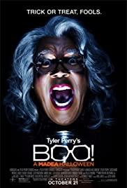 Boo! A Madea Halloween (2016) cover