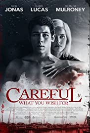 Careful What You Wish For 2015 poster