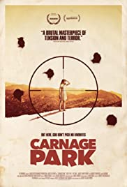 Carnage Park (2016) cover