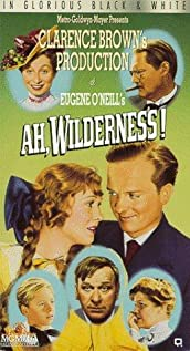 Ah, Wilderness! (1935) cover
