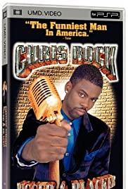 Chris Rock: Bigger & Blacker (1999) cover