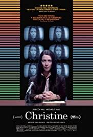 Christine (2016) cover