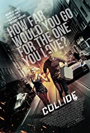 Collide 2016 poster