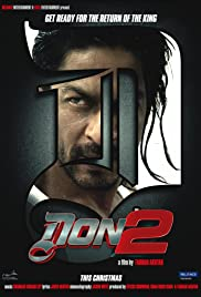Don 2 (2011) cover