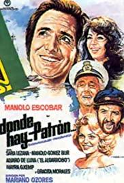 Donde hay patrón... (1978) cover