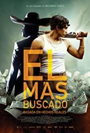 El Más Buscado 2014 poster