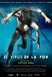 El virus de la por (2015) cover