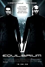Equilibrium (2002) cover