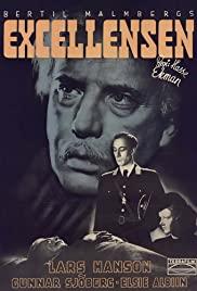 Excellensen (1944) cover