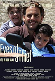 Eyes of a Thief (2014) cover