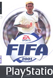 FIFA 2001 Major League Soccer (2000) cover