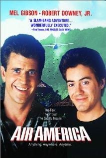 Air America (1990) cover