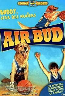 Air Bud (1997) cover