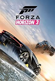 Forza Horizon 3 (2016) cover