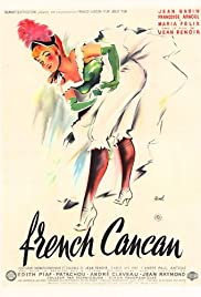 French Cancan (1955) cover