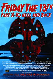 Friday the 13th Part X: To Hell and Back (1995) cover