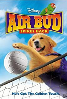 Air Bud: Spikes Back (2003) cover