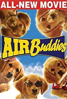 Air Buddies (2006) cover