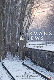 Germans & Jews (2016) cover