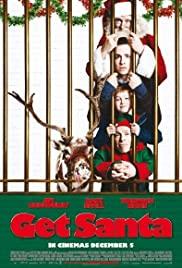 Get Santa 2014 poster