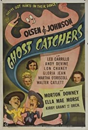Ghost Catchers (1944) cover
