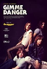 Gimme Danger 2016 poster