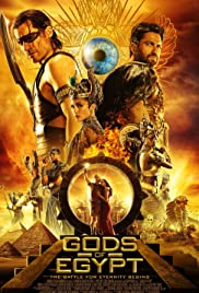 Gods of Egypt (2016) cover