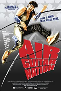 Air Guitar Nation (2006) cover