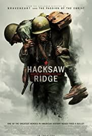 Hacksaw Ridge (2016) cover