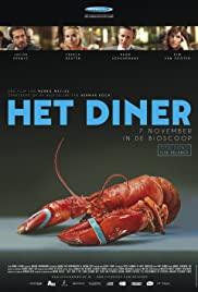 Het Diner 2013 poster