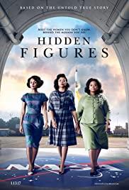Hidden Figures (2016) cover