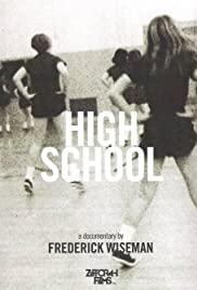 High School 1969 poster