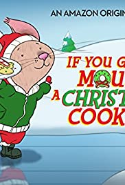 If You Give a Mouse a Christmas Cookie 2016 poster