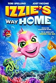 Izzie's Way Home (2016) cover