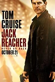 Jack Reacher: Never Go Back (2016) cover