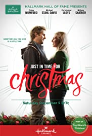 Just in Time for Christmas (2015) cover